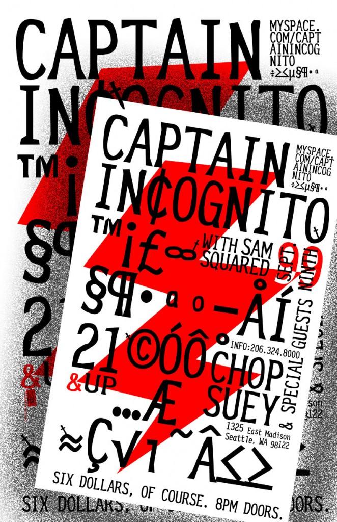 Captain Incognito